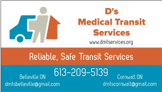 D's Medical Transit Services