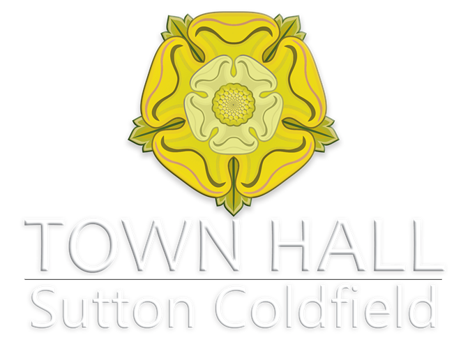 Sutton Coldfield Town Hall - Sutton Coldfield Arts and Recreational Trust