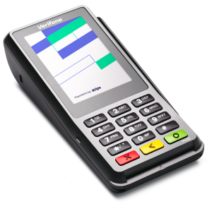 Stripe Verifone Card Reader